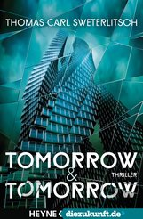 Thomas Carl  Sweterlitsch - Tomorrow & Tomorrow