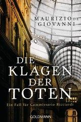 Maurizio de Giovanni - Die Klagen der Toten