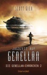 Scott G. Gier - Jagdzeit auf Genellan