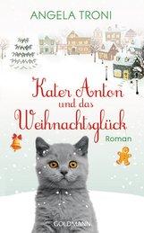 Angela  Troni - Kater Anton und das Weihnachtsglück