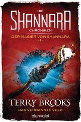Terry  Brooks - Die Shannara-Chroniken: Der Magier von Shannara 1 - Das verbannte Volk