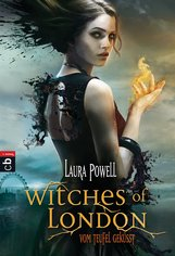 L. R.  Powell - Witches of London - Vom Teufel geküsst