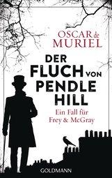 Oscar de Muriel - Der Fluch von Pendle Hill