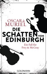 Oscar de Muriel - Die Schatten von Edinburgh