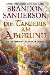 Brandon  Sanderson - Die Tänzerin am Abgrund