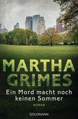Martha  Grimes - Ein Mord macht noch keinen Sommer