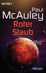 Paul  McAuley - Roter Staub