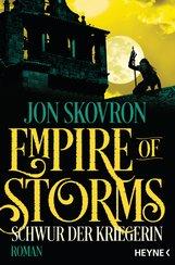 Jon  Skovron - Empire of Storms - Schwur der Kriegerin