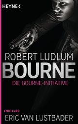 Robert  Ludlum, Eric Van  Lustbader - Die Bourne Initiative