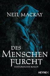 Neil  Mackay - Des Menschen Furcht