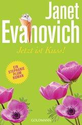 Janet  Evanovich - Jetzt ist Kuss!