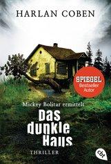 Harlan  Coben - Mickey Bolitar ermittelt - Das dunkle Haus