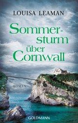 Louisa  Leaman - Sommersturm über Cornwall