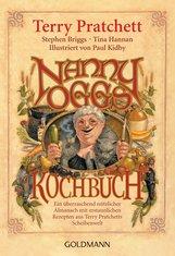 Terry  Pratchett, Stephen  Briggs, Tina  Hannan - Nanny Oggs Kochbuch