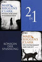 Mary  Higgins Clark - Wenn wir uns wiedersehen/Du entkommst mir nicht - (2in1-Bundle)