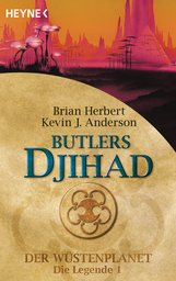 Kevin J.  Anderson, Brian  Herbert - Butlers Djihad