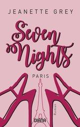 Jeanette  Grey - Seven Nights - Paris