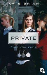 Kate  Brian - Private - Eine von euch
