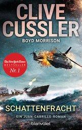 Clive  Cussler, Boyd  Morrison - Schattenfracht