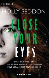 Holly  Seddon - Close your eyes