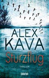 Alex  Kava - Sturzflug (Ryder Creed 3)