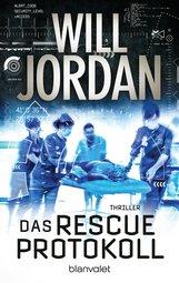 Will  Jordan - Das RESCUE-Protokoll