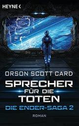 Orson Scott  Card - Sprecher für die Toten