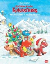 Ingo  Siegner - Der kleine Drache Kokosnuss - Weihnachtsfest in der Drachenhöhle