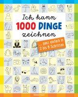 Norbert  Pautner - Ich kann 1000 Dinge zeichnen.Kritzeln wie ein Profi!