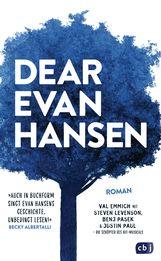 Val  Emmich, Steven  Levenson, Benj  Pasek, Justin  Paul - Dear Evan Hansen