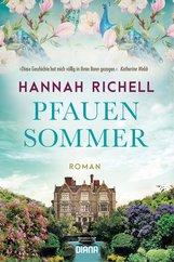 Hannah  Richell - Pfauensommer
