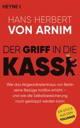 Hans Herbert von Arnim - Der Griff in die Kasse