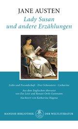 Jane  Austen - Lady Susan und andere Erzählungen