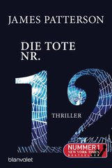 James  Patterson - Die Tote Nr. 12