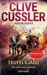 Clive  Cussler, Justin  Scott - Teufelsjagd