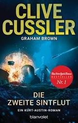 Clive  Cussler, Graham  Brown - Die zweite Sintflut