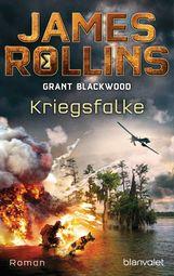 James  Rollins - Kriegsfalke