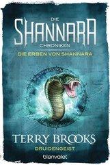Terry  Brooks - Die Shannara-Chroniken: Die Erben von Shannara 2 - Druidengeist