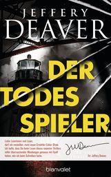 Jeffery  Deaver - Der Todesspieler