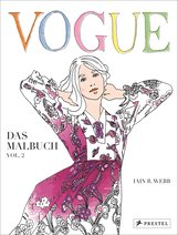 Iain R. Webb - VOGUE - Das Malbuch Vol. 2