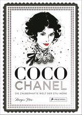 Megan  Hess - Coco Chanel