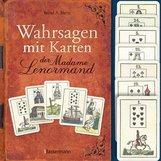 Bernd A.  Mertz - Wahrsagen mit Karten der Madame Lenormand-Set