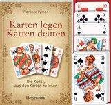 Florence  Eymon - Karten legen - Karten deuten (Set)