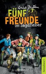 Enid  Blyton - Fünf Freunde im Jagdfieber - DB 01