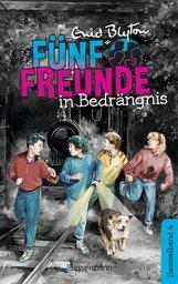 Enid  Blyton - Fünf Freunde in Bedrängnis - DB 04