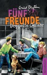 Enid  Blyton - Fünf Freunde - Doppelte Gefahr - DB 06
