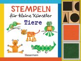 Norbert  Pautner - Stempeln für kleine Künstler - Tiere-Set