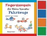 Norbert  Pautner - Fingerstempeln für kleine Künstler-Set - Fahrzeuge