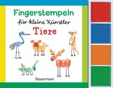Norbert  Pautner - Fingerstempeln für kleine Künstler-Set - Tiere