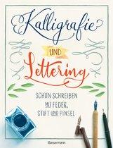 Norbert  Pautner - Kalligrafie und Lettering. Schön schreiben mit Feder, Stift und Pinsel.
